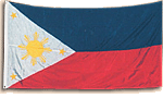 National flag of the Philippines